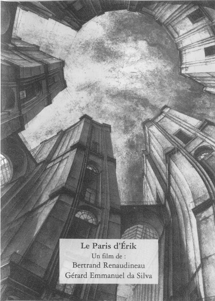 Érik Desmazières - Le Paris d'Erik
