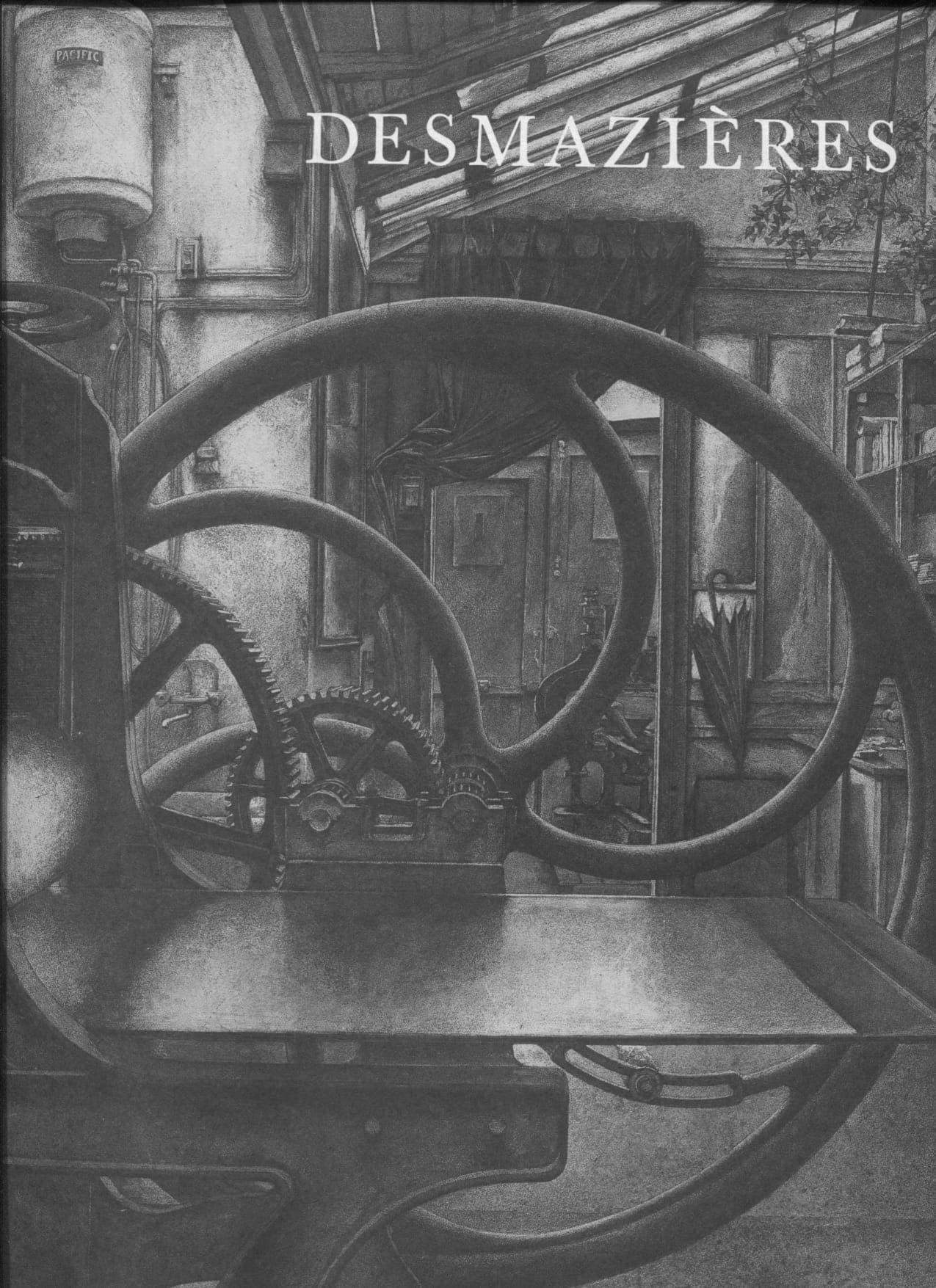 Érik Desmazières - The Graphic Universe of Érik Desmazières
