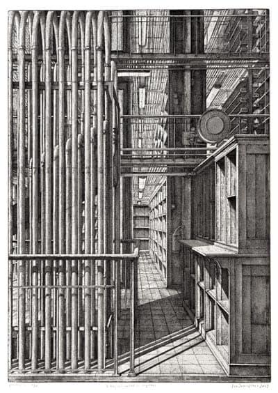 Érik Desmazières - Pl. 1 – Le Grand orgue pneumatique