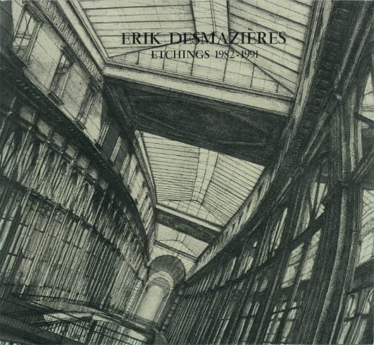 Érik Desmazières - Volume 2 Catalogue