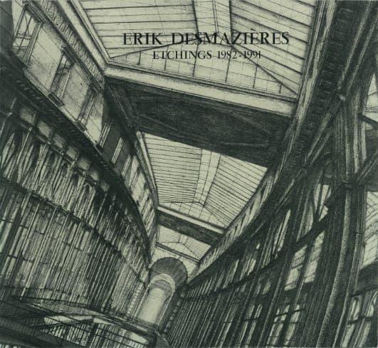 Érik Desmazières - Etchings 1982–1991