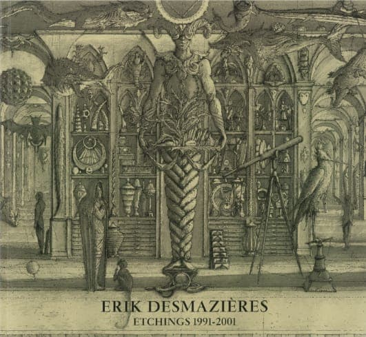 Érik Desmazières - Volume 3 Catalogue