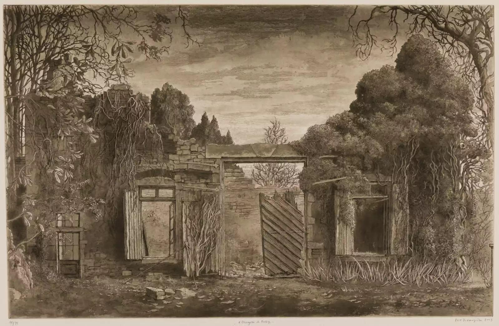 Erik Desmaziere - L'Orangerie de Préssy