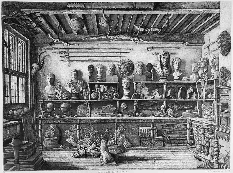 Erik Desmaziere - Rembrandts Kunstcaemer
