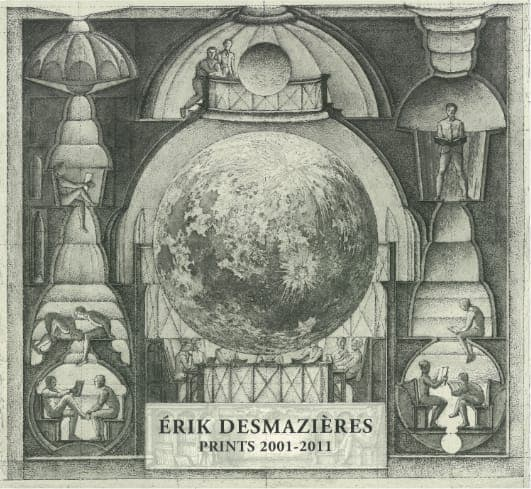 Érik Desmazières - Volume 4 Catalogue