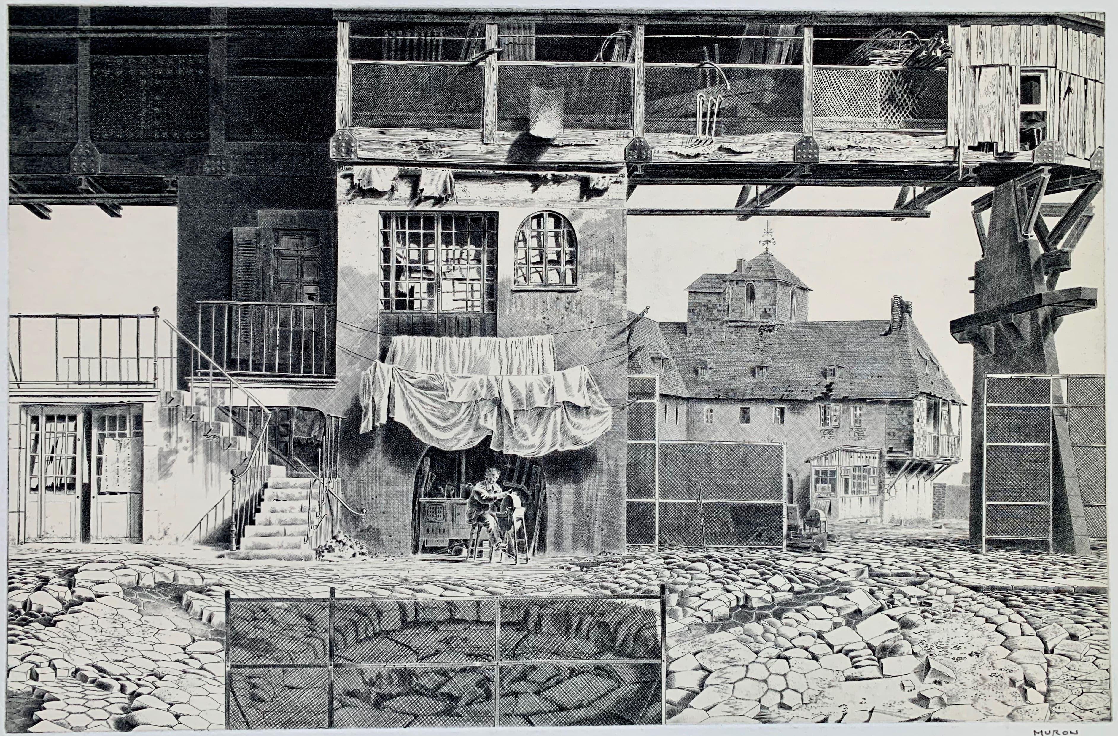 Jacques Muron - L'Atelier