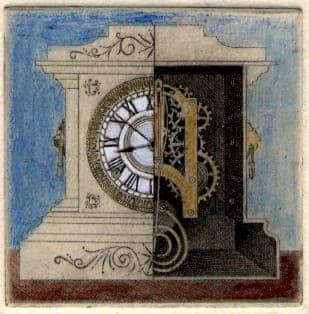 Lynn Shaler - L'Horloge