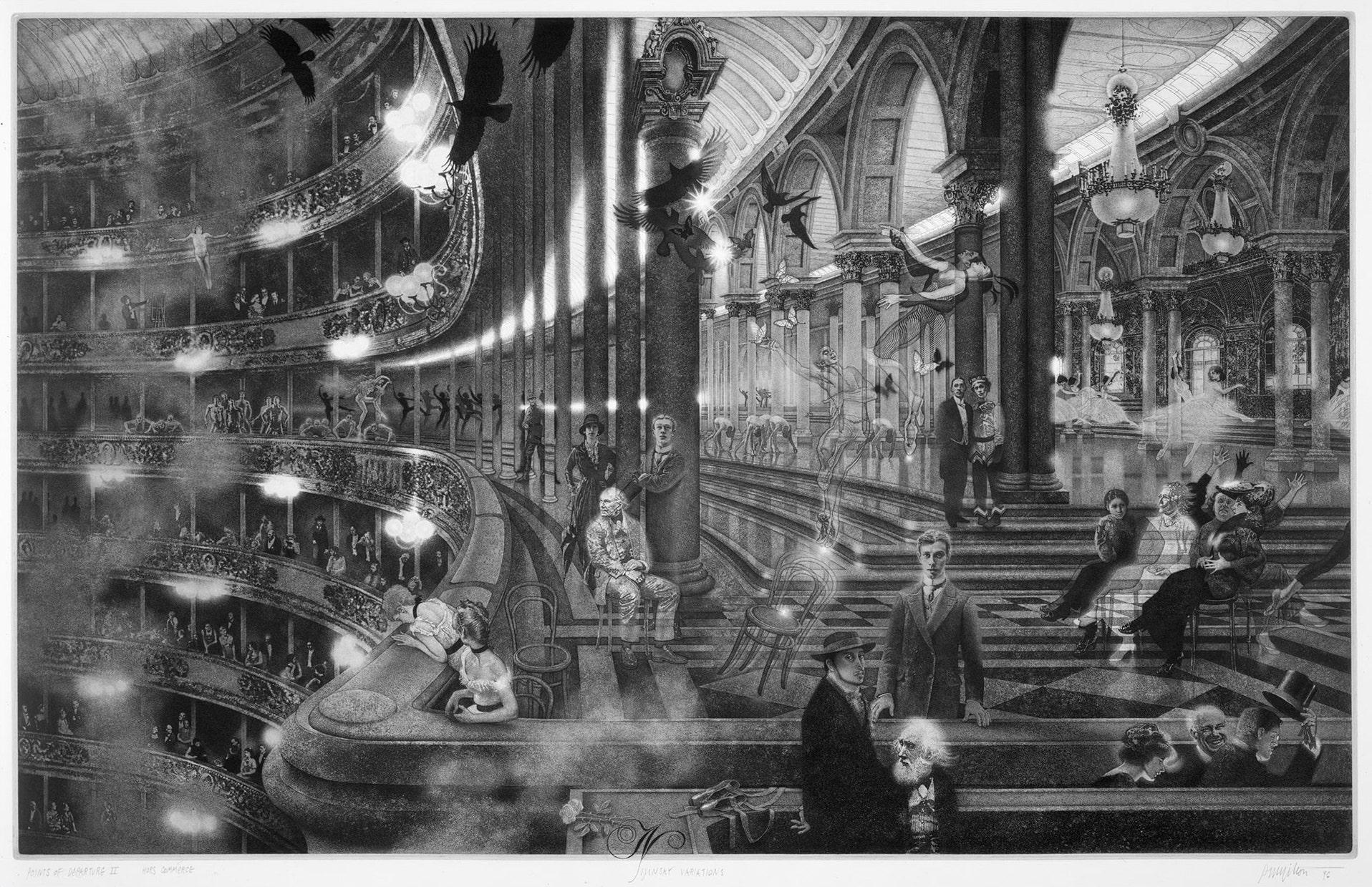 Peter Milton - Points of Departure II: Nijinsky Variations