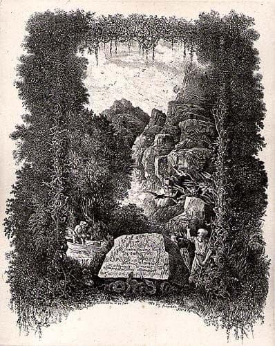 Rodolphe Bresdin - Frontispice